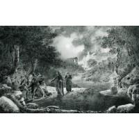 The betrayal of judas 1834