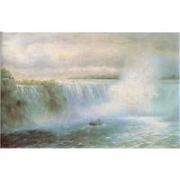 The niagara waterfall 1894