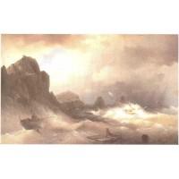 The shipwreck 1843