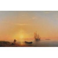 The shores of dalmatia 1848