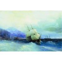Trebizond from the sea 1875