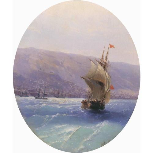 View of crimea 1851