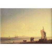 View on the capri 1845