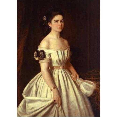 Portrait of E Vasilchikova