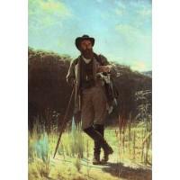 Portrait of the Artist Ivan Shishkin 1