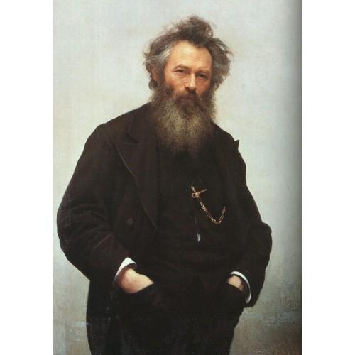 Portrait of the Artist Ivan Shishkin 2