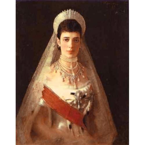 Portrait of the Empress Maria Feodorovna
