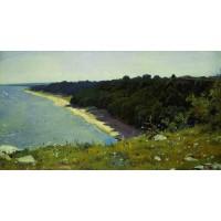 By the seashore 1889