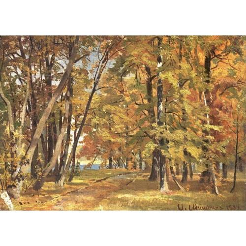 Early autumn 1889