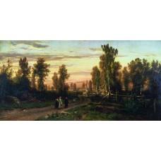 Evening 1871