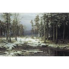 First snow 1875