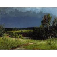 Gathering storm 1884