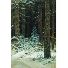 In winter 1883