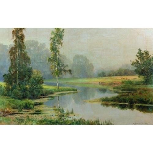 Misty morning 1897