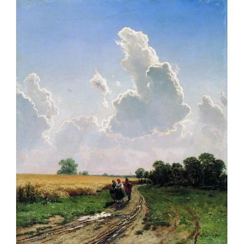 Noon suburbs of moscow bratsevo 1866