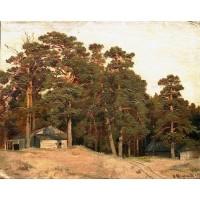 Sandy road 1898