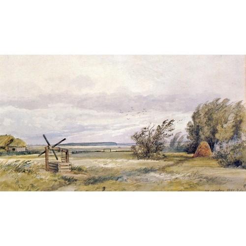 Shmelevka windy day 1861