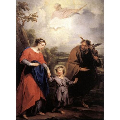 Holy Family and Trinity