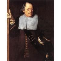 Portrait of Fovin de Hasque