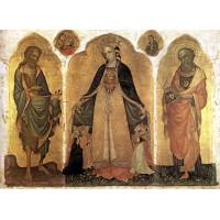 Triptych of the Madonna della Misericordia