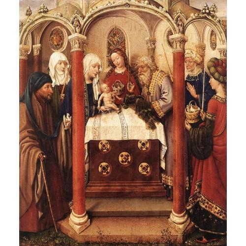 Altarpiece of the Virgin 2