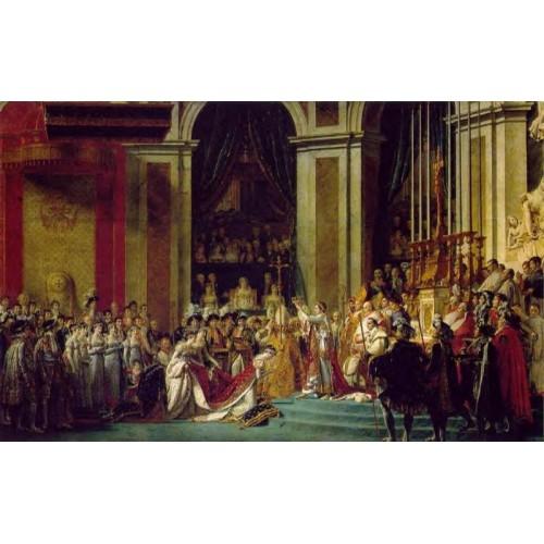 Consecration of the Emperor Napoleon I