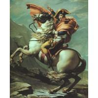 Napoleon Crossing the Saint Bernard