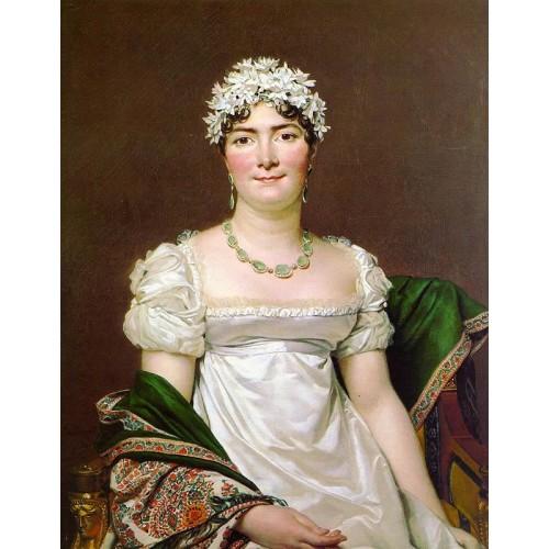 Portrait of Countess Daru