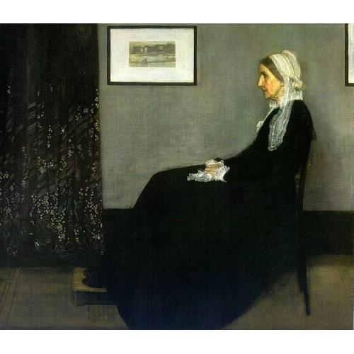Portrait of the Painter s Mother