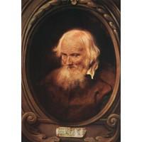 Portrait of Petrus Egidius de Morrion