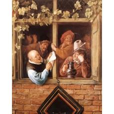 Rhetoricians at a Window