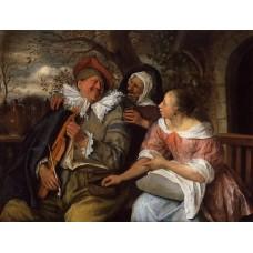 The Merry Threesom