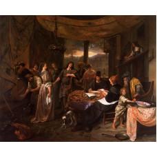 The Wedding of Tobias and Sarah