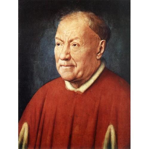 Portrait of Cardinal Niccolo Albergati