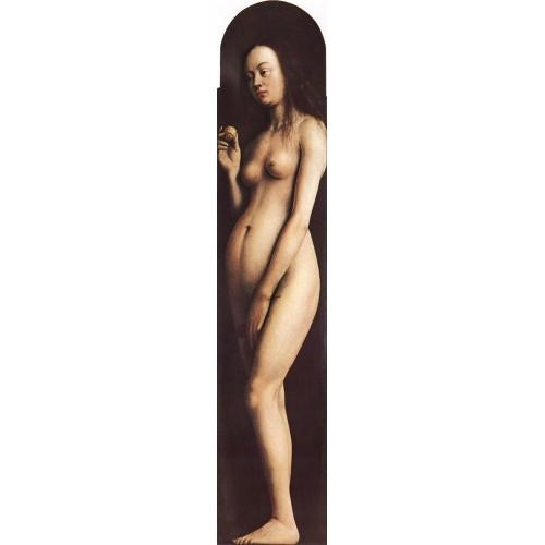 The Ghent Altarpiece Eve