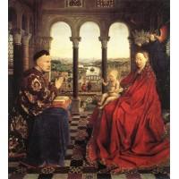 The Virgin of Chancellor Rolin