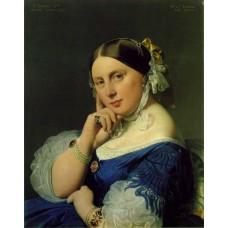 Delphine Ramel Madame Ingres