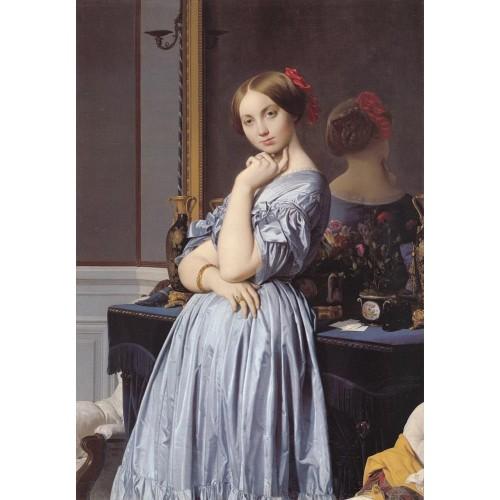 Vicomtess Othenin d'Haussonville nee Louise Albertine de Br