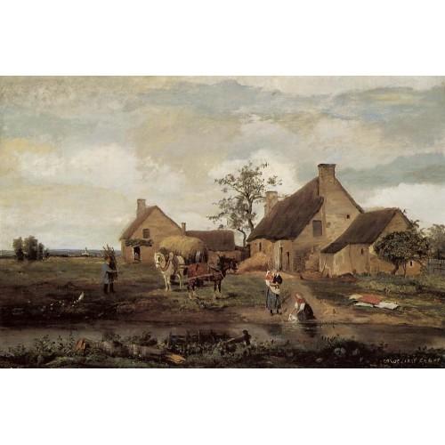 A Farm in the Nievre