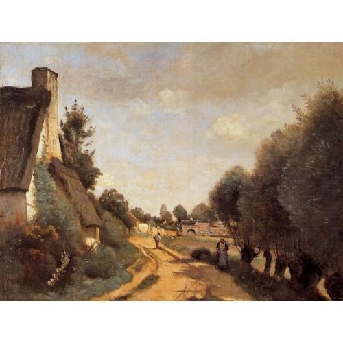 A Road near Arras