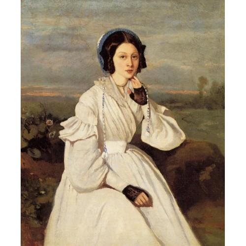 Claire Sennegon Corot's Neice