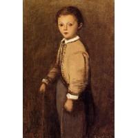 Fernand Corot the Painter's Grand Nephew
