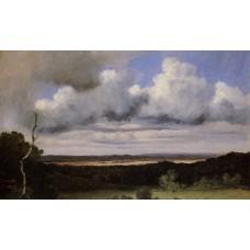 Fontainebleau Storm over the Plains