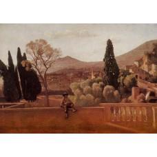 Gardens of the Villa d'Este at Tivoli