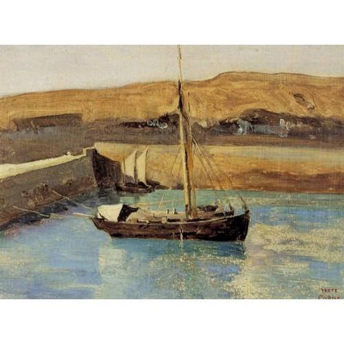Honfleur Fishing Boat
