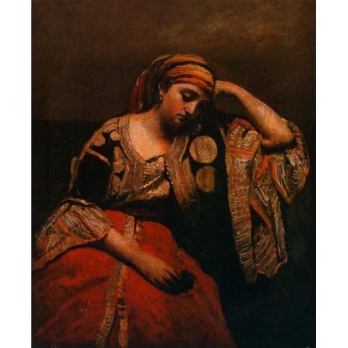 Jewish Algerian Woman