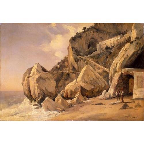 Rocks in Amalfi
