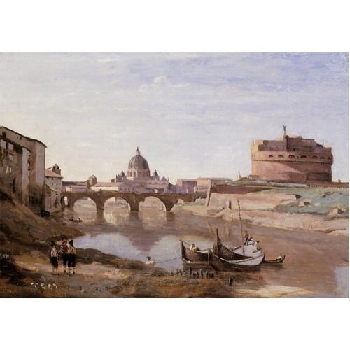 Rome Castle Sant'Angelo