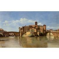 Rome the Basilica of Constantine