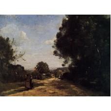 Sevres Brimborion View toward Paris